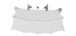 Porte Cochere E - Plan