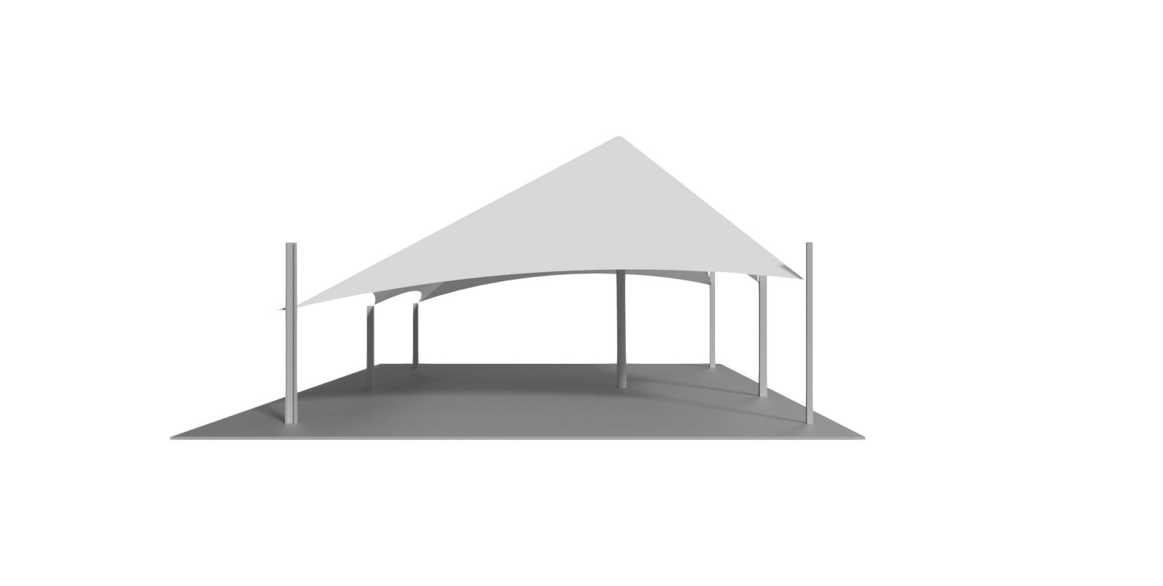 Tensile Pyramid SV