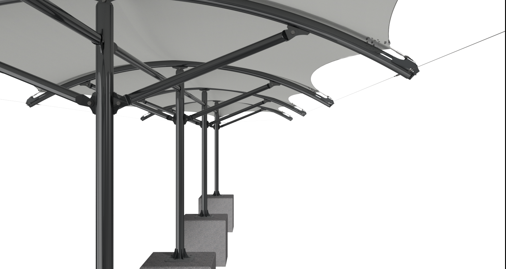 carport A - Person perspective