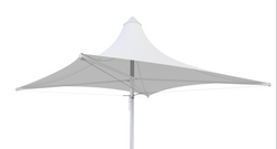 Retractable High Tensile Wind Rated Umbr