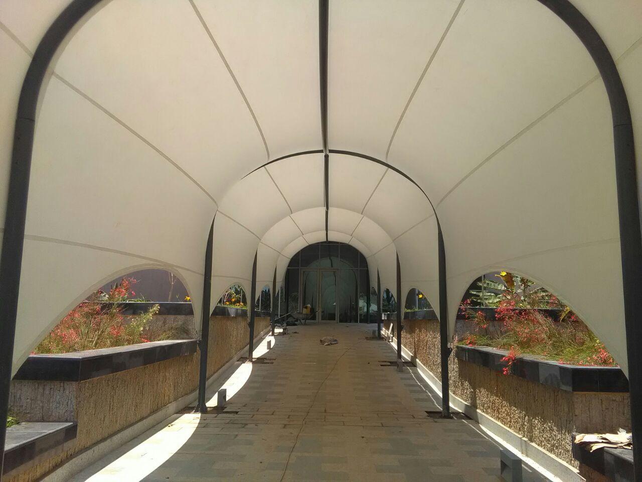 Tensile Walkway