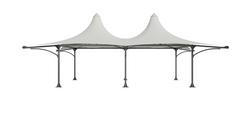 Dual Peak Bar Structure - Front