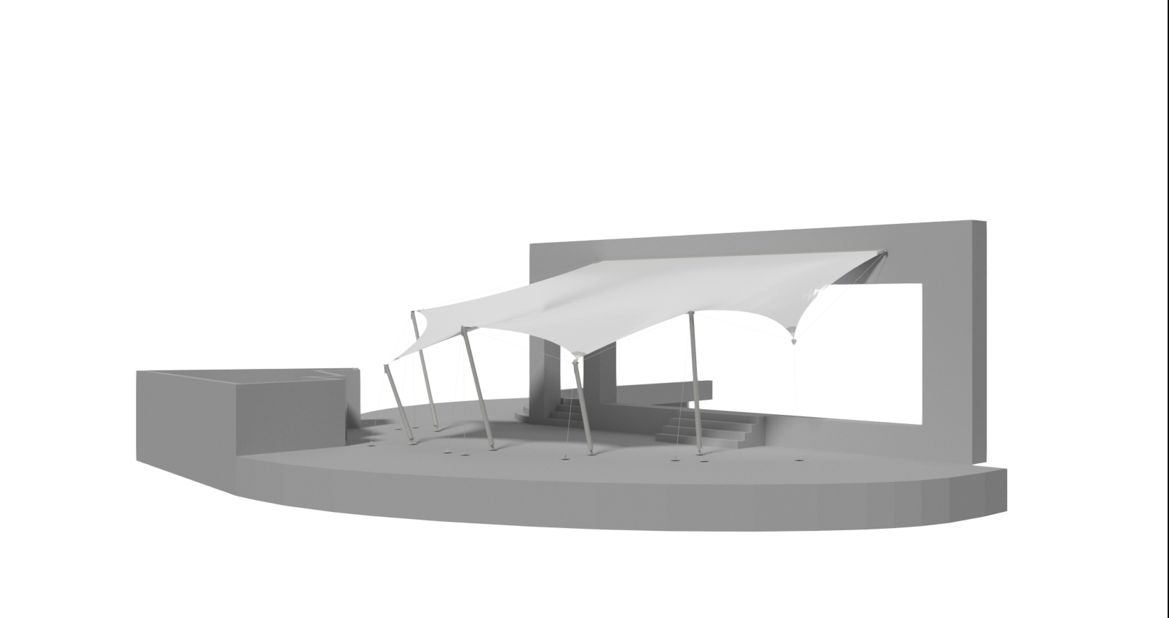 Total Tensile Sail ISO