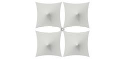 4x4 Quad Plan View