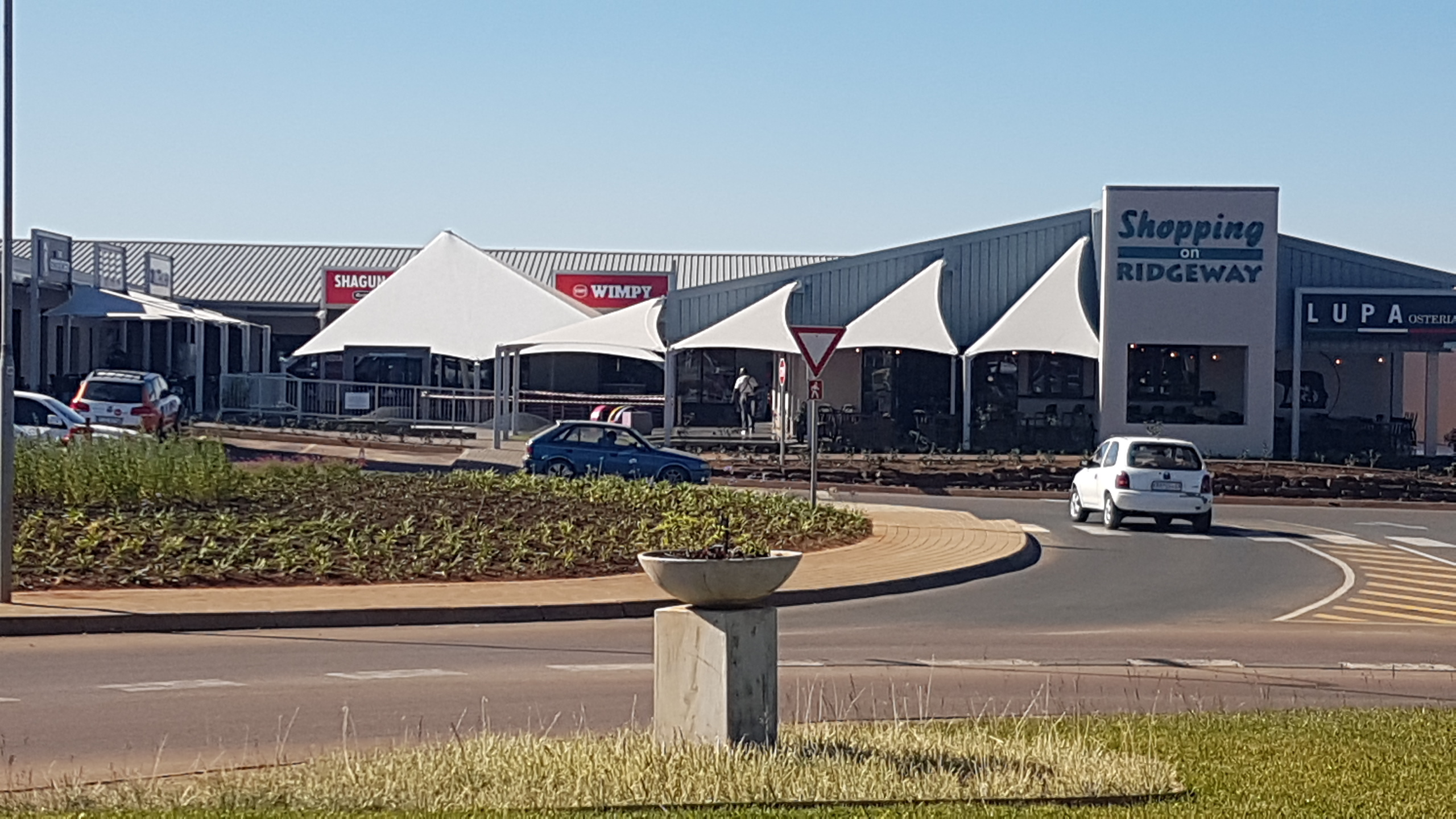 Midstream Shopping Centre