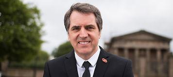 Steve Rotheram Mayor of Liverpool