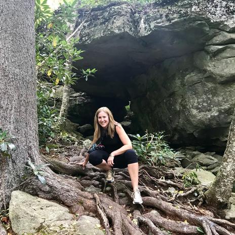 Kathryn Bruns CPA Hiking