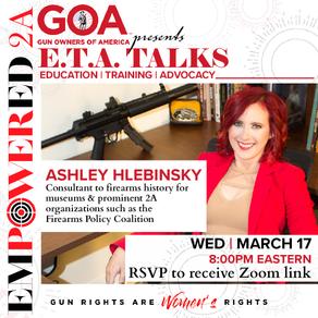 NEW Empowered 2A E.T.A. Talks