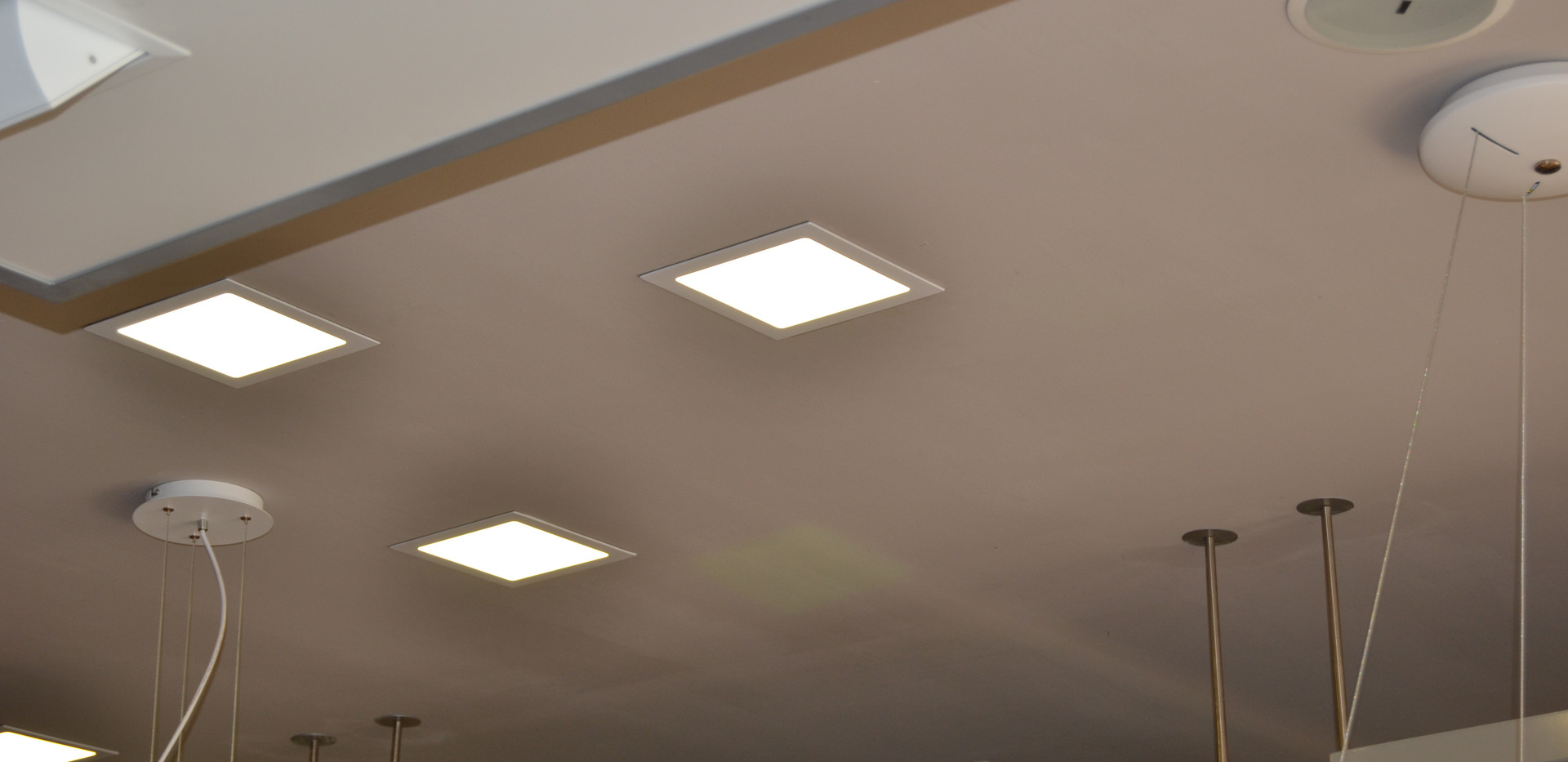 Dalles d'éclairages disponibles chez M.Y. Eclairage