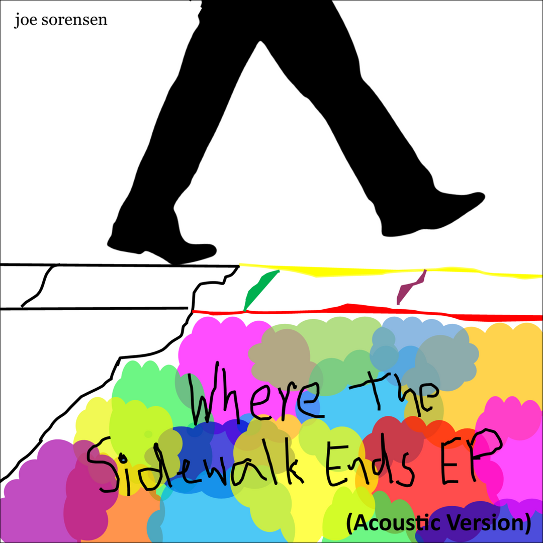 Where the Sidewalk Ends EP (2018)