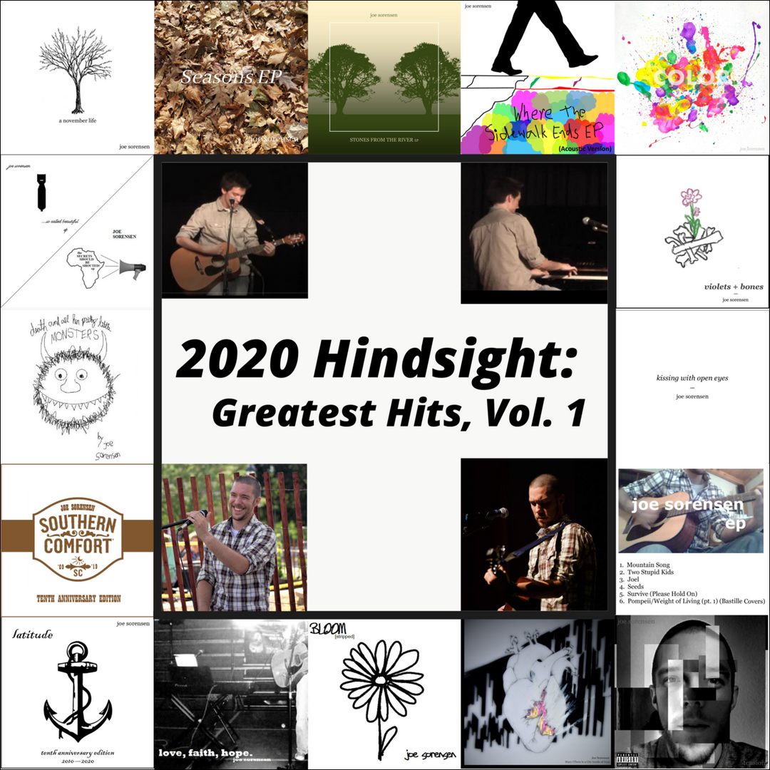 2020 Hindsight: Greatest Hits, Vol. 1 (2020)
