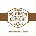 Southern Comfort 10th Anniversary Cover.