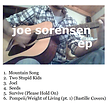 joe sorensen ep cover.png