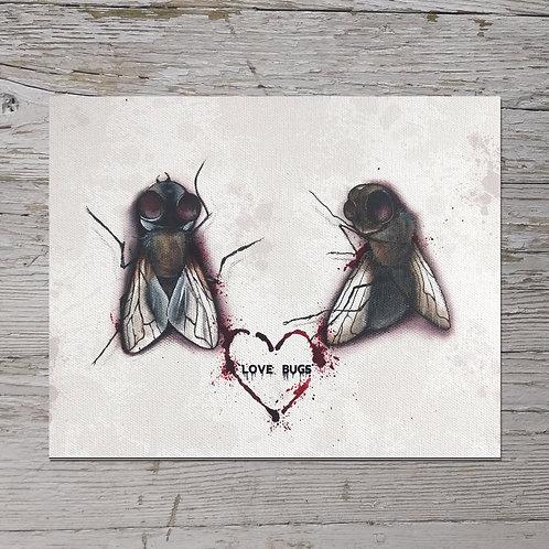 Love Bugs Print