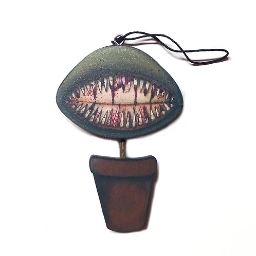 Venus Fly Trap Ornament