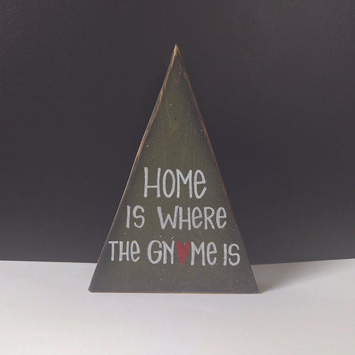 Home is Where the Gnome Is Tree