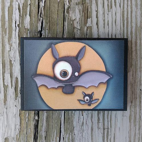 Bats Magnet