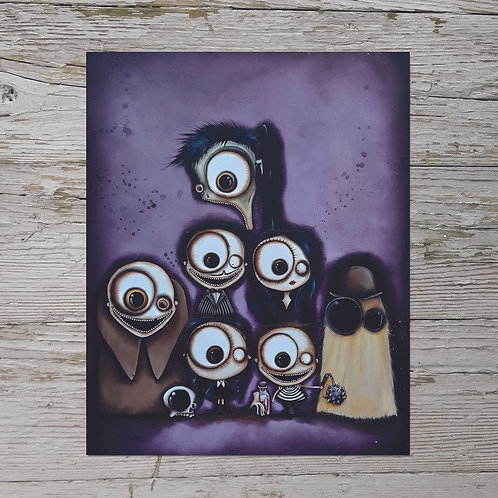 The Family Print