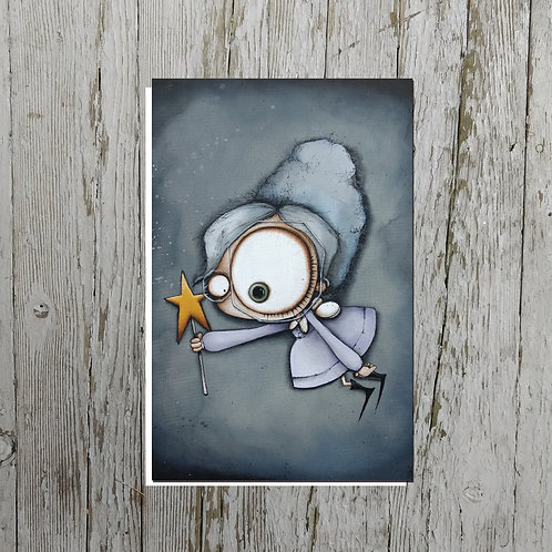 Fairy Godmother Card