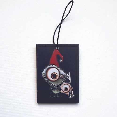 Small Grinch Ornament