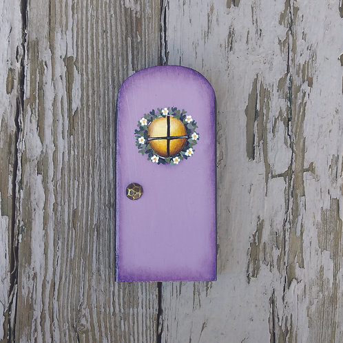 Light Purple Fairy Door
