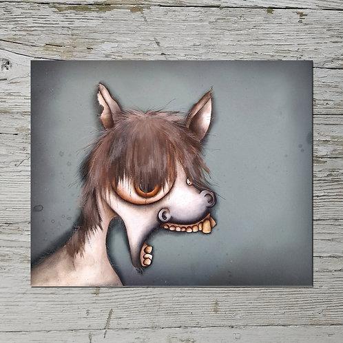 Horse Print
