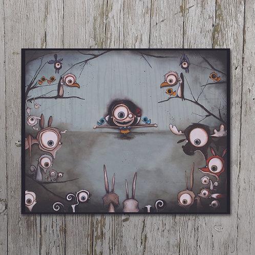 Snow White Plaque