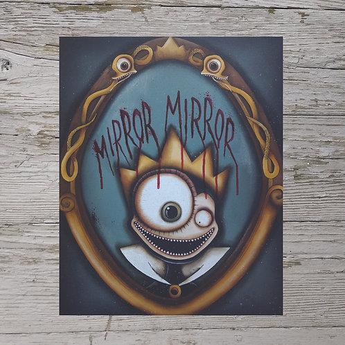 Mirror Mirror Print