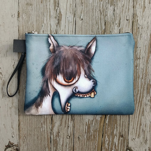 Horse Zippered Carry-All