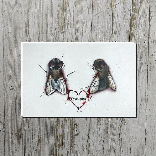 Love Bugs Card