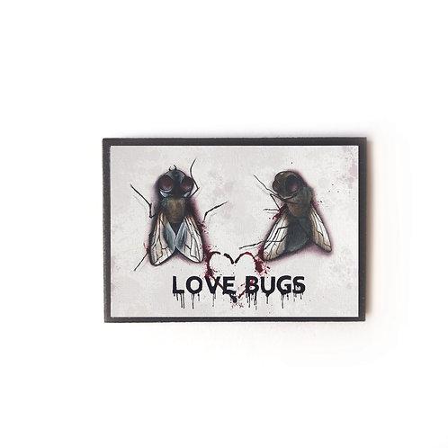 Love Bugs Magnet