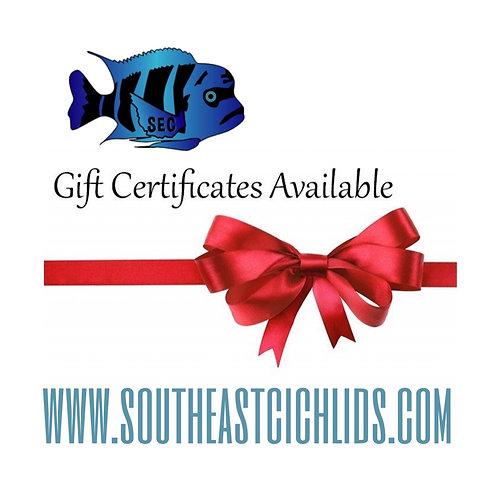 SEC Giftcard