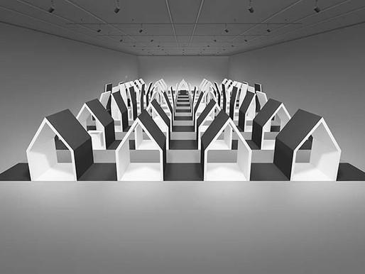 Nendo reimagines MC escher's work in immersive exhibition