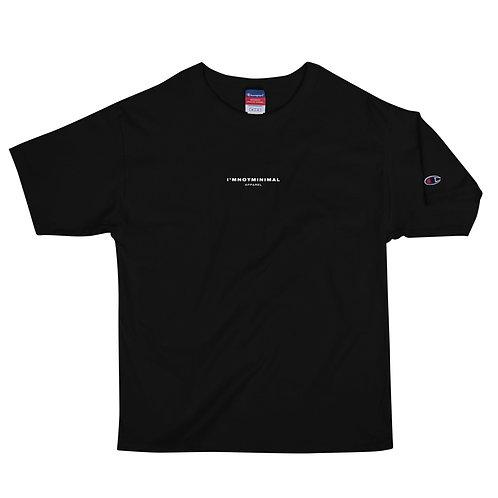 Champion x IMNOTMINIMAL T-Shirt