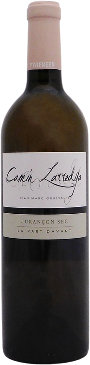 2016 Camin Larredya, AOC Jurançon dry 'La Part D'Avant'