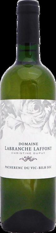 2017 Domaine Labranche Laffont, AOC Pacherenc du Vic Bilh dry