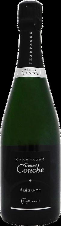 NV Champagne Vincent Couche, 'Elegance' Extra Brut