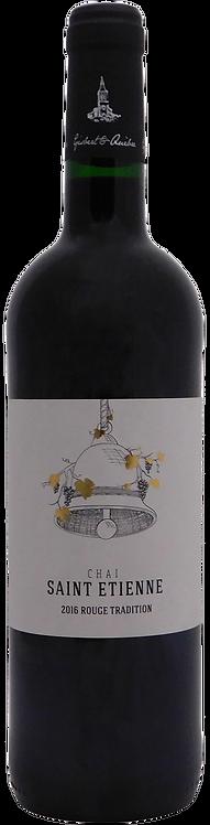 2016 Chai Saint Etienne, AOC Quercy 'Rouge Tradition' Cabernet franc blend