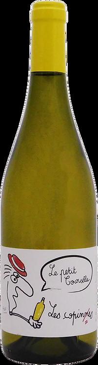 2019 Marie & Sylvie Courselle, Vin de France 'Le Petit Courselle' white