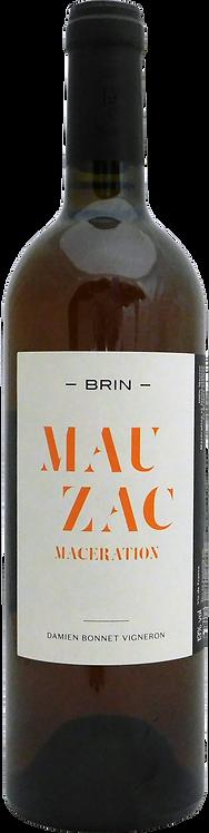 2018 Domaine de Brin, Vin de France 'Mauzac maceration' Orange wine
