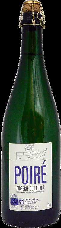 Cidrerie du Leguer, Poiré de Bretagne 'Poiré'
