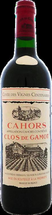 2000 Clos de Gamot, AOC Cahors 'Vignes Centenaires' Malbec