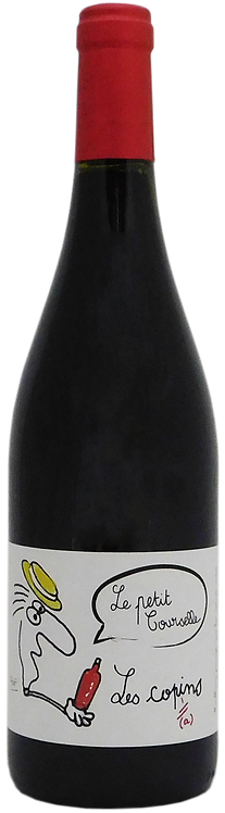 2019 Marie & Sylvie Courselle, Vin de France 'Le Petit Courselle' Cabernet Franc