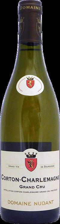 2017 Domaine Nudant, AOC Grand Cru Corton Charlemagne