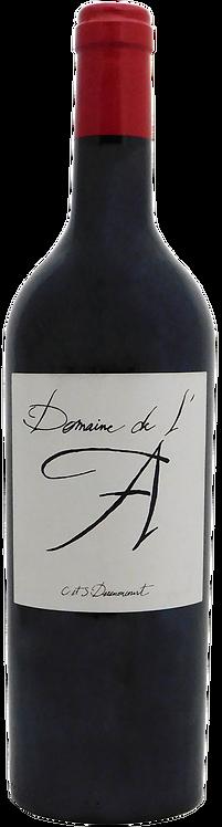 2012 Domaine de l'A, AOC Bordeaux Côtes de Castillon
