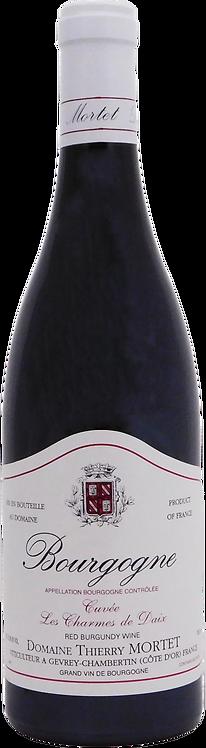 2016 Domaine Thierry Mortet, AOC Bourgogne Rouge 'Les Charmes de Daix'