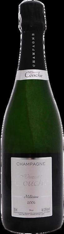 2004 Champagne Vincent Couche, 'Millesime' Brut