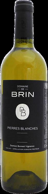 2018 Domaine de Brin, AOC Gaillac 'Pierres Blanches'