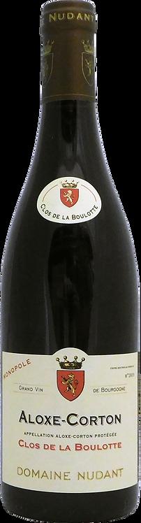 2017 Domaine Nudant, AOC Aloxe-Corton 'Clos de la Boulotte' Monopole
