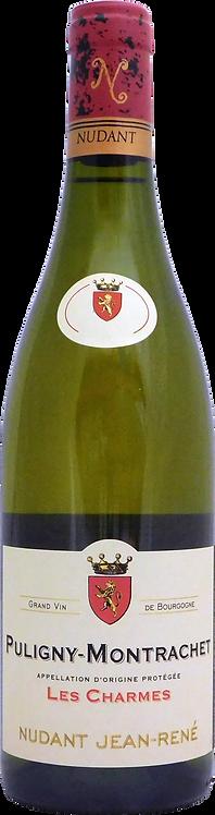 2017 Domaine Nudant, AOC Puligny Montrachet 'Les Charmes'
